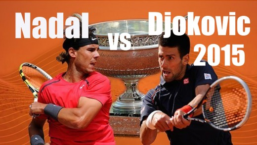 Nadal vs Djokovic 2015 French Open | Predictions