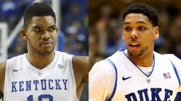NBA Draft 2015: Karl Towns or Jahlil Okafor?