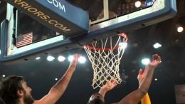 NBA Finals Phantom Raw: J.R. Smith's Baseline Reverse Layup
