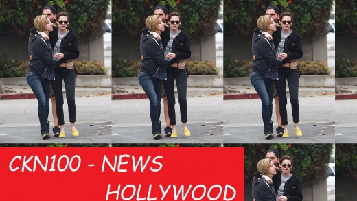 NEWS : Kristen Stewart & Alicia Cargile Wrap Arms Around Each Other On Affectionate Walk
