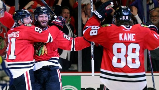 NHL LiveWire: Stanley Cup Final Game 4