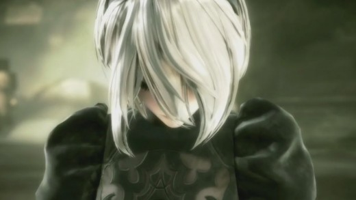 Nier 2 Trailer E3 2015 Square Enix Press Conference