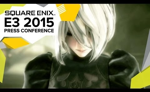 NieR Next Project Teaser Trailer – E3 2015 Square Enix Press Conference