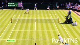 Novak Djokovic vs Philipp Kohlschreiber – Wimbledon 2015 Highlights