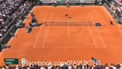 Novak Djokovic Vs Rafael Nadal Full Highlights HD – French Open 2015 – Roland Garros 2015