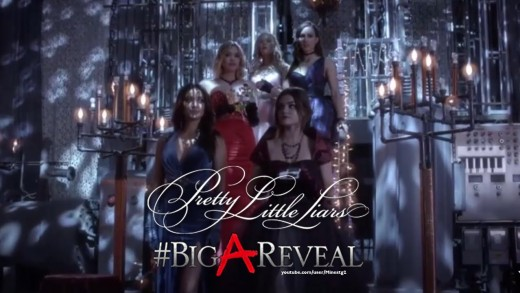 "Pretty Little Liars – ""A"" Reveal/ Ending – ""Welcome to the Dollhouse"" (5×25) #BigAReveal"