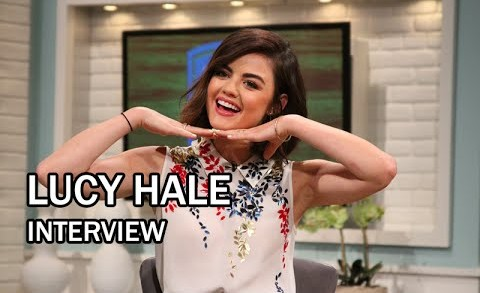 Pretty Little Liars Interview – Lucy Hale – Season 6 Spoilers