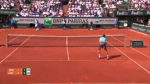 R Nadal v N Djokovic French Open Men's Final Highlights. 2014 2015
