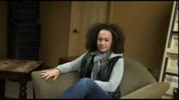 "Rachel Dolezal (2014) | Talking about her experience as a ""black woman"" (part 1)"