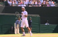 Rafael Nadal Vs Robin Soderling QF Wimbledon 2010 (Highlights HD)
