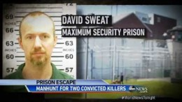 Richard Matt And David Sweat, Convicted Murderers, Escape From New York Prison