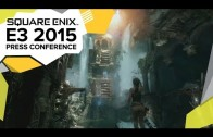 Rise of the Tomb Raider Cinematic Trailer – E3 2015 Square Enix Press Conference