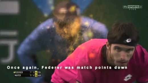 Roger Federer – Fairy Tale 2014 (HD)