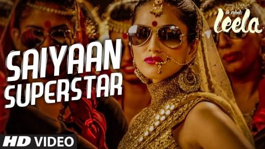 'Saiyaan Superstar' VIDEO Song | Sunny Leone | Tulsi Kumar | Ek Paheli Leela