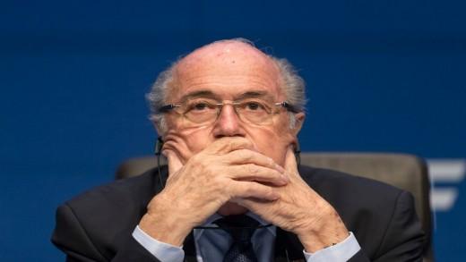 Sepp Blatter RESIGNS!!! Long Live FIFA!!!