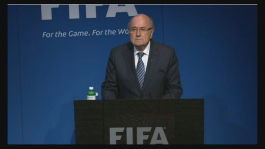 Sepp Blatter to resign from FIFA: his statement in full