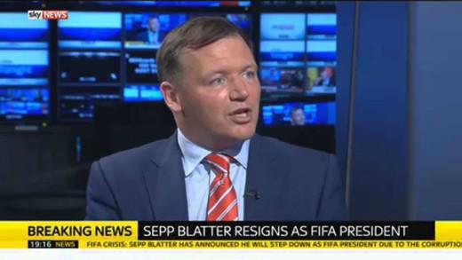 """Sepp Blatter Was The Rotten Head Of A Rotten Organisation"""