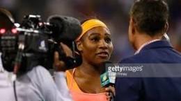 Serena Williams FINAL Interview Roland Garros 2015