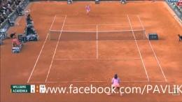 Serena Williams vs Victoria Azarenka Full Highlights HD 720p French Open 2015