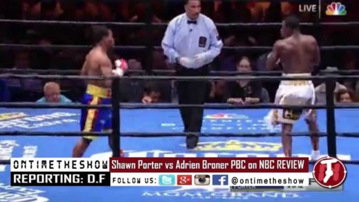 Shawn Porter vs Adrien Broner fight Review – Broner vs Porter PBC Results Analysis!