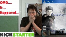 SHENMUE III ANNOUNCED AT E3 2015!!!! – Adam Koralik
