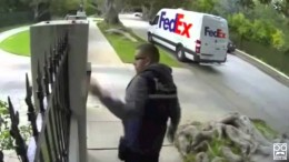 Shocking FedEx Delivery Fails [Super Cut Compilation]