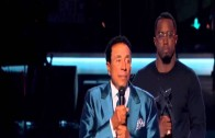 Smokey Robinson Honored With Lifetime Achievement Award BET AWARDS 2015 #BETAWARDS