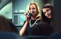 Southwest Airlines commercial: Quiet Landing