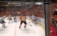 Stanley Cup Finals. Flyers vs Blackhawks (Game 6, 09 june 2010)