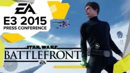 Star Wars Battlefront: Multiplayer Gameplay Teaser Trailer – E3 2015