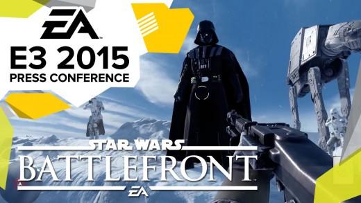 Star Wars: Battlefront Stage Show – EA 2015 Press Conference