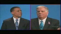 State of Maryland Gubernatorial Debate – Anthony Brown versus Larry Hogan