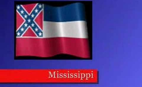 States of USA – Mississippi