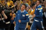 Stephen Curry's Game 5 First Half: Phantom Raw
