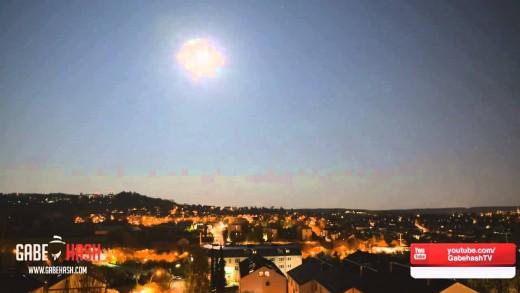 STRAWBERRY MOON: LUNA DE FRESAS HOY VIERNES 13 DE JUNIO 2014