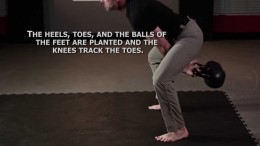 StrongFirst SFG Kettlebell Level I Technique Standards (Swing, TGU, Clean, Press, Squat, Snatch)
