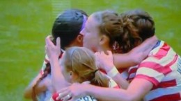 Sydney Leroux first Olympic Goal (Quarterfinals)
