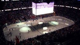 Tampa Bay Lightning 2014 Playoff Ice Projection