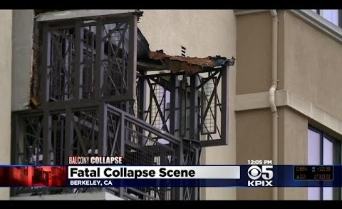 Team Coverage Of Deadly Berkeley Balcony Collapse