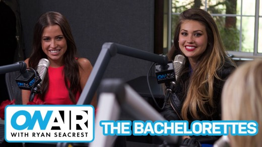 The Bachelorettes Reveal New Season Twists | On Air with Ryan Seacrest