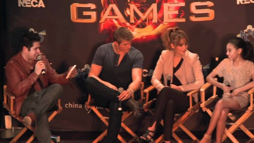 The Hunger Games – Cast Appearance 3/8/12 – Westfield Broward