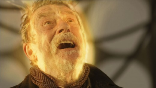 The War Doctor Regenerates – John Hurt to Christopher Eccleston –  The Day of the Doctor – BBC