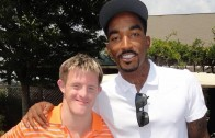 This Side of J.R. Smith Will Melt Your Heart
