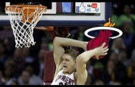 Timofey Mozgov Full Highlights vs Miami Heat 20 Pts , 7 Rebs , 2 Ast , 2 Blk !