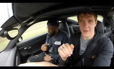 Timofey Mozgov Knows Hot Cars Better Than Anyone in NBA