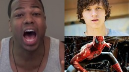 Tom Holland Is The NEW SPIDER-MAN!!!