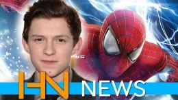 Tom Holland OFFICIALLY CAST as MCU Spider-Man