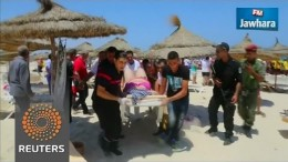 Tourists flee Tunisia after deadly attack