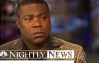 Tracy Morgan Focused On Recovery After Tragic Accident | NBC Nightly News