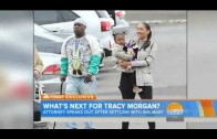 Tracy Morgan Will Make First Post-Accident TV Appearance on Today Show